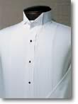 After SIx White Wing Shirt - Used Rental Garment