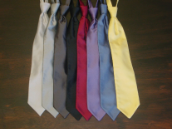 Solid Microfiber Windsor - Used Rental Garment