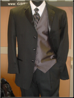 After Six Jaguar Tuxedo Package - Used Rental Garments