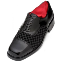 Basketweave Shoes - Used Rental Garment